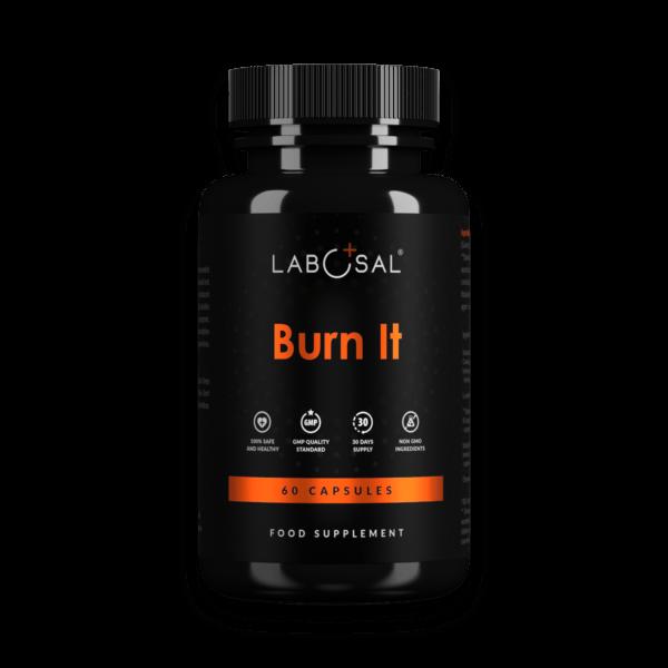 Burn It fat burner suplement bottle