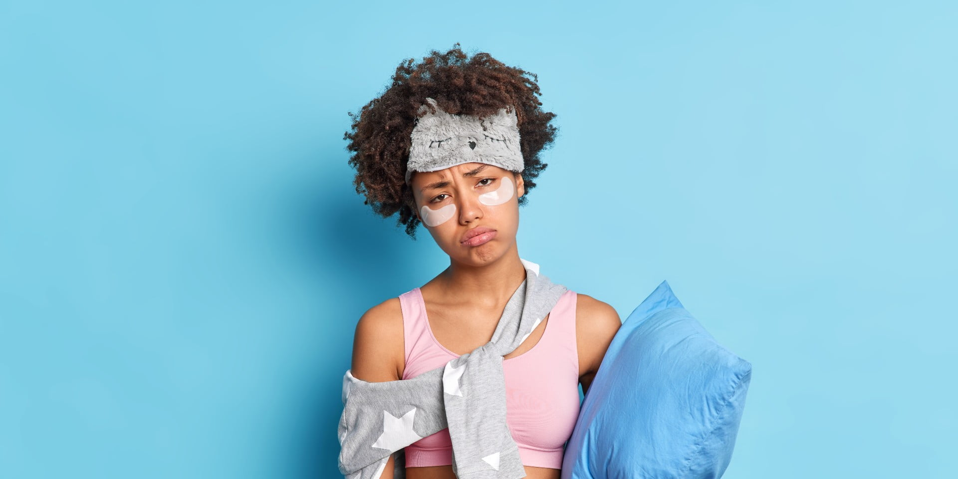 The most common causes of trouble falling asleep