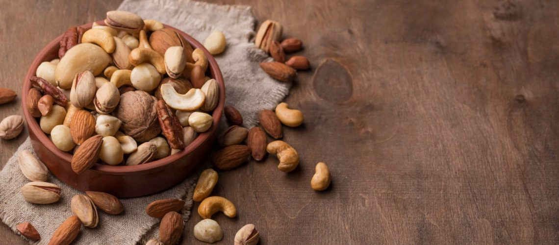 Nuts - should they be worth eating?